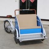 Вело рикша Кенгуру - Вело рикша Кенгуру 2х местная