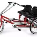 Велосипед 2х местный