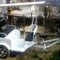 Зкипаж электро рикша