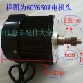 Электродвигатель 60v 1000w